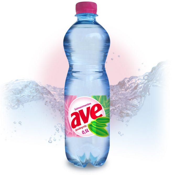AVE szénsavmentes ásványvíz 0,5l