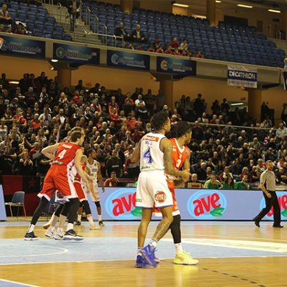 A férfi kosárlabda Magyar Kupa döntőjét is támogatta az AVE!